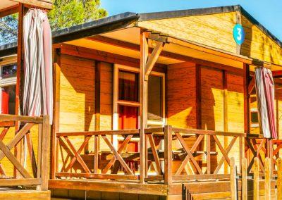 Camping-Riberduero-Bungalow