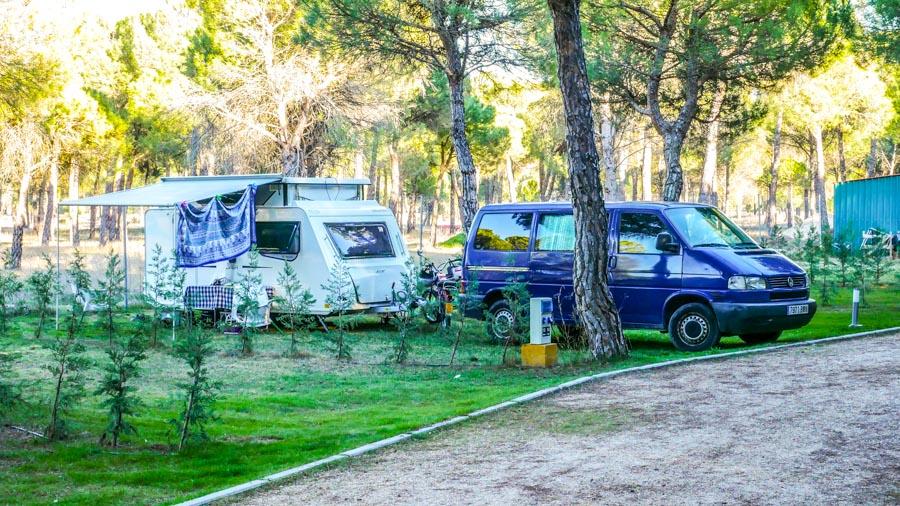 Camping-Riberduero-Parcelas