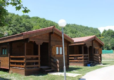 Camping Fuentes Carrionas