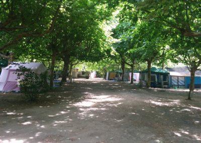 Camping Prados Abiertos