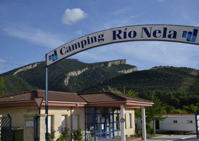 Camping Río Nela