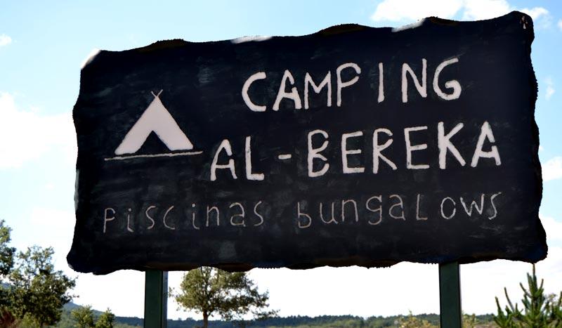 Camping la Alberca