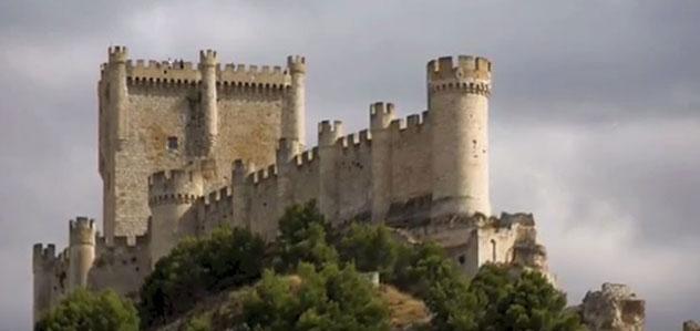 castillo-penafiel-valladolid