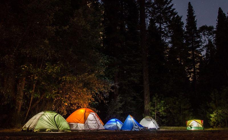 ¿Qué necesito para ir de camping?