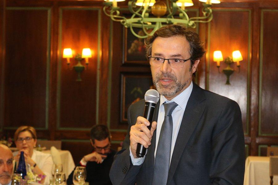 Director general de Turismo, Javier Ramírez