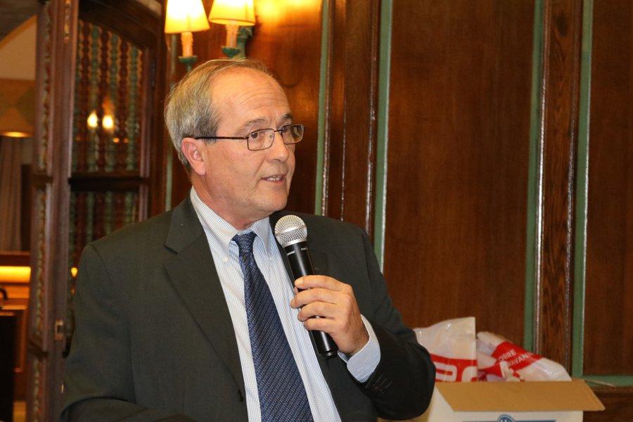 Presidente de ASECAL, Enrique Laorden
