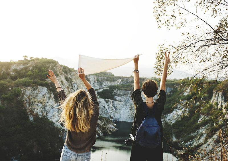 razones para ir de camping en verano