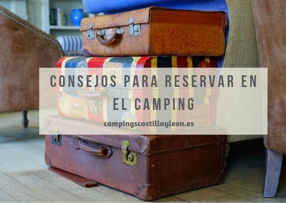 ¿Cómo preparo mi estancia de camping?