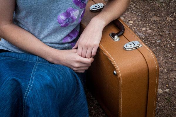 cómo hacer la maleta para camping
