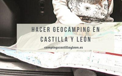Geocamping, la nueva actividad de moda en la naturaleza