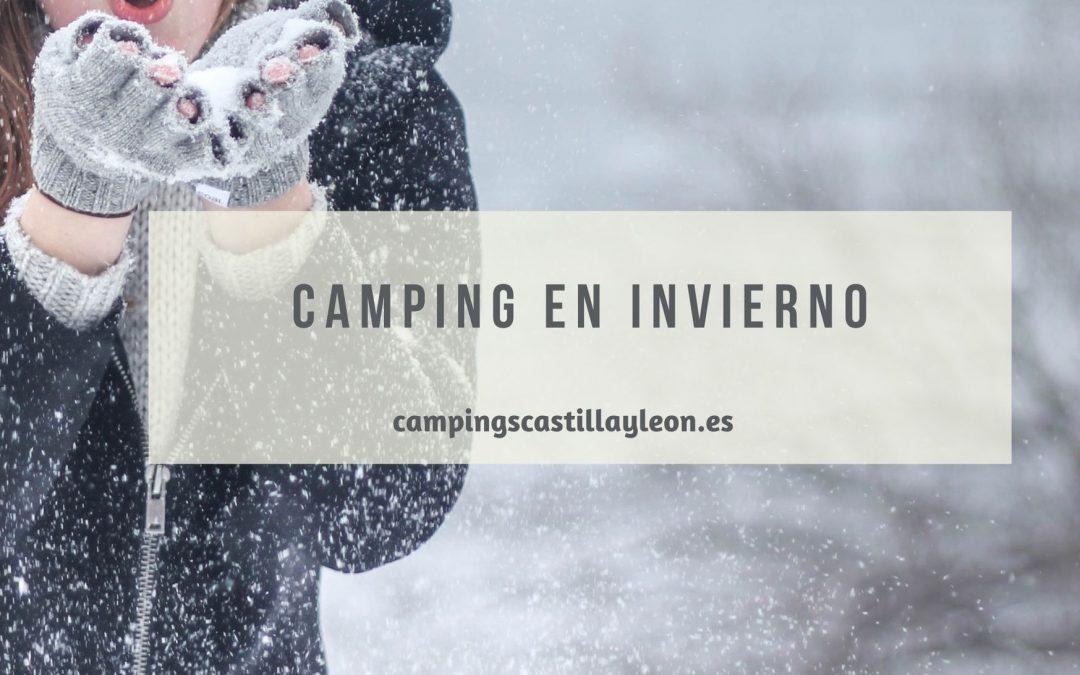 Camping en invierno: Los mejores consejos