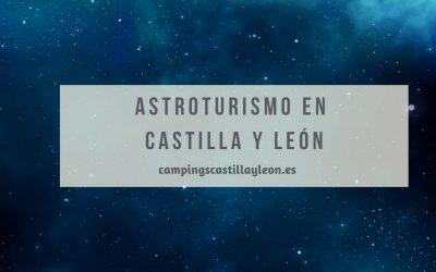 Astroturismo en Castilla y León