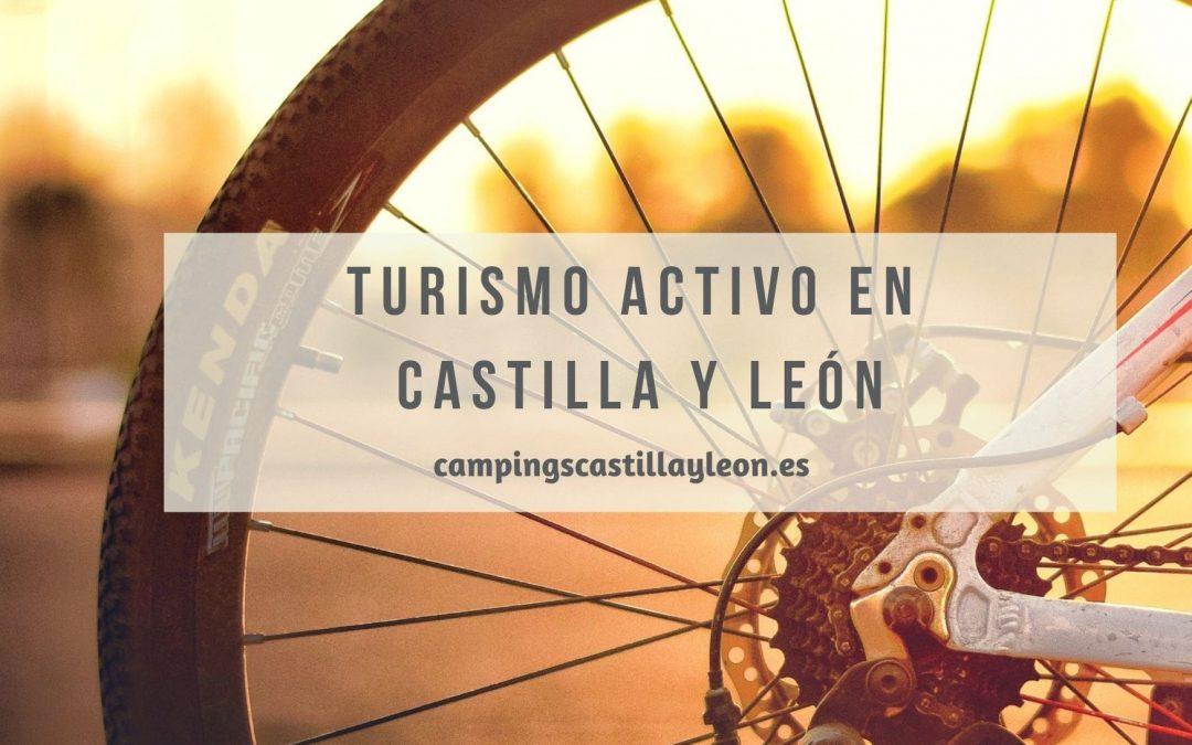 Turismo Activo: Qué podemos hacer en Castilla y León
